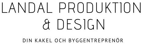 Landal Produktion & Design